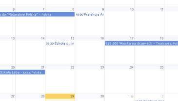 kalend ZS